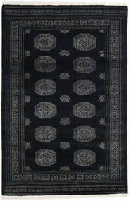 Pakistan Bokhara 3Ply Rug 166X251 Authentic  Oriental Handknotted Dark Grey/Dark Blue (Wool, Pakistan)