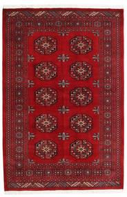 Pakistan Bokhara 3Ply Matto 138X207 Itämainen Käsinsolmittu (Villa, Pakistan)
