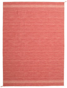 Ernst - Coral/Light_Coral Rug 200X300 Authentic  Modern Handwoven Orange/Dark Beige/Rust Red (Wool, India)