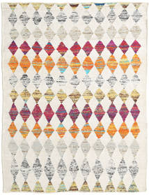 キリム モダン 絨毯 136X180 モダン 手織り 暗めのベージュ色の/ベージュ (ウール, インド)