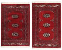 Pakistan Bokhara 2ply carpet RXZU109