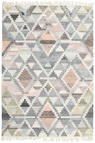 Mandali Rug 160X230 Authentic  Modern Handwoven Light Grey/Beige (Wool, India)