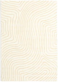 Woody - Beige Rug 160X230 Modern Beige (Wool, India)