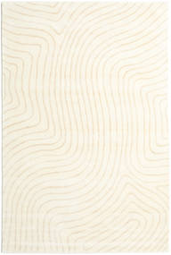 Woody - Beige Rug 200X300 Modern Beige (Wool, India)