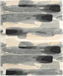 Ink - Grey Rug 250X300 Modern Light Grey/Beige Large (Wool, India)