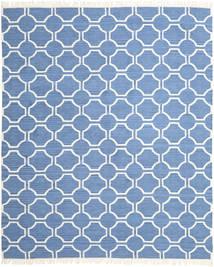 London - Blauw/Gebroken Wit Tapijt 250X300 Echt Modern Handgeweven Blauw/Beige Groot (Wol, India)