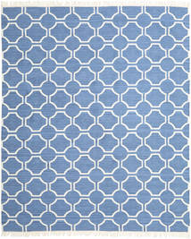 London - 青/オフホワイト 絨毯 250X300 モダン 手織り 青/ベージュ 大きな (ウール, インド)