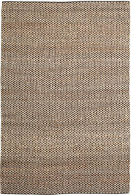 Siri Jute - Natural/Black Rug 250X350 Authentic  Modern Handwoven Light Brown/Dark Grey Large ( India)