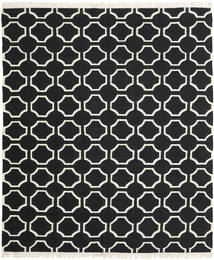 London - Black/Off White Rug 250X300 Authentic  Modern Handwoven Black/Beige Large (Wool, India)