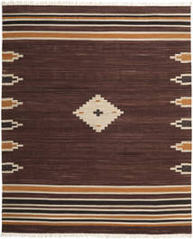 Tribal - Brown Rug 250X300 Authentic  Modern Handwoven Dark Brown Large (Wool, India)