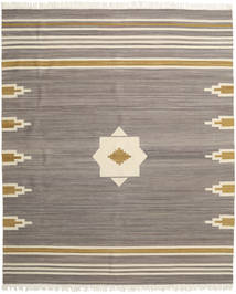 Tribal - Grey Rug 250X300 Authentic  Modern Handwoven Light Grey/Light Brown Large (Wool, India)