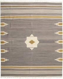 Tribal - Grå Teppe 250X300 Ekte Moderne Håndvevd Lys Grå/Lysbrun Stort (Ull, India)