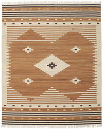 Tribal - マスタード 絨毯 250X300 モダン 手織り 茶/薄茶色 大きな (ウール, インド)