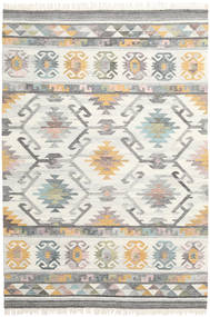 Mirza Rug 200X300 Authentic  Modern Handwoven Beige/Light Grey (Wool, India)