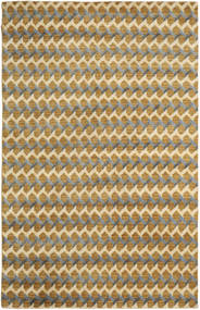 Sandnes Rug 180X273 Authentic  Modern Handknotted Light Brown/Brown (Wool, India)