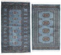Pakistański Bucharski 2Ply Dywan 63X100 Orientalny Tkany Ręcznie (Wełna, Pakistan)