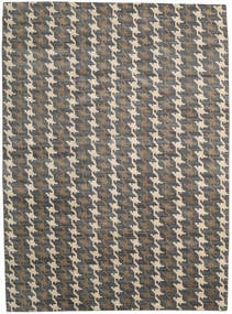 Himalaya Rug 259X353 Authentic  Modern Handknotted Dark Grey/Light Brown Large (Wool, India)