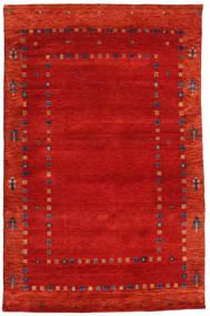 Gabbeh Loribaft Matto 115X180 Moderni Käsinsolmittu Ruoste (Villa, Intia)