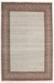 Mir Indiai Szőnyeg 190X297 Keleti Csomózású Bézs/Világosbarna (Gyapjú, India)