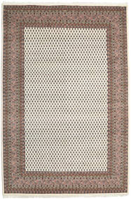 Mir Indo Rug 195X252 Authentic  Oriental Handknotted Beige/Light Brown (Wool, India)