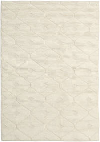Romby - Off-White Rug 160X230 Authentic  Modern Handwoven Beige/Dark Beige (Wool, India)