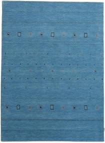 Gabbeh Indisch Teppich  171X234 Echter Moderner Handgeknüpfter Blau/Hellblau (Wolle, Indien)