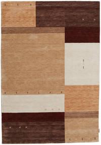 Gabbeh Indo Matto 169X244 Moderni Käsinsolmittu Vaaleanruskea/Tummanruskea (Villa, Intia)