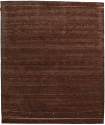 Gabbeh Indo Tapete 255X301 Moderno Feito A Mão Castanho Escuro Grande (Lã, Índia)