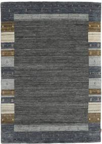 Gabbeh Indické Koberec 170X240 Moderní Ručně Tkaný Tmavošedý/Světle Šedá (Vlna, Indie)