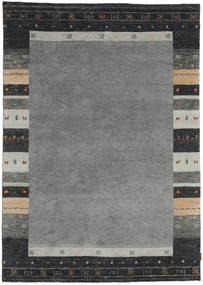 Gabbeh Indie Dywan 169X239 Nowoczesny Tkany Ręcznie Ciemnoszary/Czarny (Wełna, Indie)