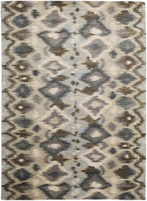 Himalaya Rug 252X353 Authentic  Modern Handknotted Light Grey/Dark Grey/Light Brown Large (Wool, India)