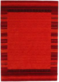 Gabbeh Indo Matto 172X241 Moderni Käsinsolmittu Punainen/Ruoste (Villa, Intia)