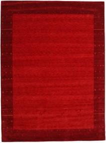 Gabbeh Indo Matto 255X346 Moderni Käsinsolmittu Punainen/Tummanpunainen Isot (Villa, Intia)