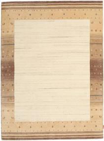 Gabbeh Indické Koberec 175X236 Moderní Ručně Tkaný Béžová/Tmavá Béžová (Vlna, Indie)