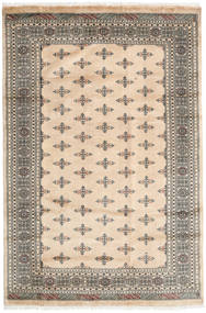 Pakistan Bokhara 3Ply Rug 166X250 Authentic Oriental Handknotted Light Brown/Beige (Wool, Pakistan)
