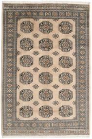Pakistan Bokhara 3Ply Matto 170X252 Itämainen Käsinsolmittu Tummanharmaa/Beige/Vaaleanharmaa (Villa, Pakistan)