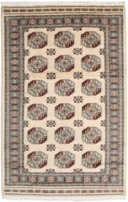 Pakistan Buchara 3Ply Teppich 168X258 Echter Orientalischer Handgeknüpfter Hellbraun/Beige (Wolle, Pakistan)
