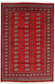 Pakistan Bokhara 2Ply Matto 171X257 Itämainen Käsinsolmittu Tummanpunainen/Punainen (Villa, Pakistan)