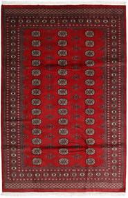 Pakistan Bokhara 2Ply Matto 172X256 Itämainen Käsinsolmittu Tummanpunainen/Punainen (Villa, Pakistan)