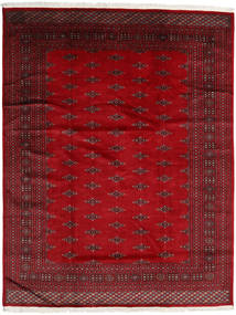 Pakistan Bokhara 2Ply Rug 198X256 Authentic  Oriental Handknotted Crimson Red/Dark Red (Wool, Pakistan)