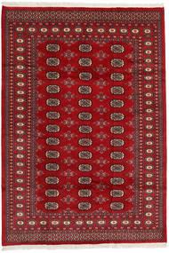 Pakistan Bokhara 2Ply Matto 169X245 Itämainen Käsinsolmittu Punainen/Tummanpunainen (Villa, Pakistan)