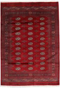 Pakistan Bokhara 2Ply Rug 169X241 Authentic  Oriental Handknotted Dark Red/Crimson Red (Wool, Pakistan)