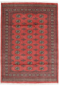 Pakistan Bokhara 2Ply Rug 173X243 Authentic Oriental Handknotted Dark Red/Rust Red (Wool, Pakistan)