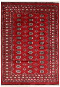 Pakistan Bokhara 2Ply Rug 173X248 Authentic  Oriental Handknotted Dark Red/Crimson Red (Wool, Pakistan)