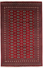 Pakistan Bokhara 2Ply Rug 198X308 Authentic  Oriental Handknotted Dark Red/Dark Brown (Wool, Pakistan)