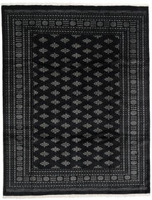 Pakistan Bokhara 3Ply Rug 244X316 Authentic  Oriental Handknotted Dark Blue/Dark Grey (Wool, Pakistan)