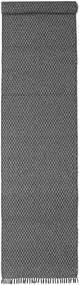Comfort - Svart Teppe 70X350 Moderne Teppeløpere Mørk Grå/Mørk Brun ( Sverige )