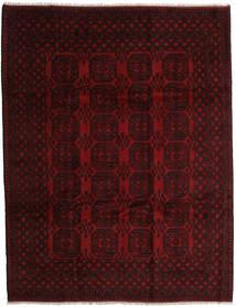 Afghan Tæppe 255X329 Ægte Orientalsk Håndknyttet Mørkebrun/Mørkerød Stort (Uld, Afghanistan)