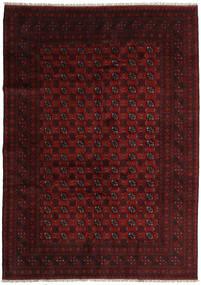 Afghan Vloerkleed 203X285 Echt Oosters Handgeknoopt (Wol, Afghanistan)