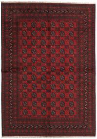 Afghan Rug 158X229 Authentic  Oriental Handknotted (Wool, Afghanistan)